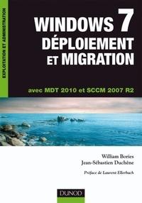 Deedr.fr Windows 7, Déploiement et Migration - Avec MDT 2010 et SCCM 2007 R2 Image