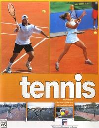 William Bothorel et J Cramier - Tennis - Dossier technique et pédagogique.