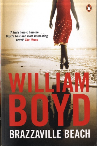 William Boyd - Brazzaville Beach.