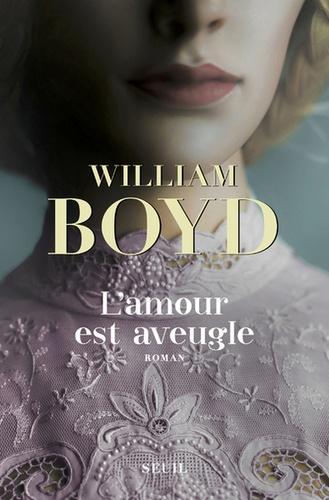L Amour Est Aveugle Le Ravissement De Brodie Moncur Grand Format