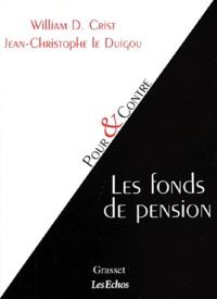 William-D Crist et Jean-Christophe Le Duigou - .