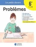 William Deblock - Problèmes 6e.