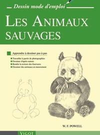 William-F Powell - Les Animaux sauvages.