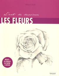 William-F Powell - Les fleurs.