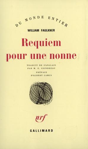 William Faulkner - Requiem pour une nonne.