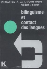 Deedr.fr Bilinguisme et contact des langues Image