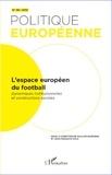 William Gasparini et Jean-François Polo - Politique européenne N° 36 : L'espace européen du football - Dynamiques institutionnelles et constructions sociales.