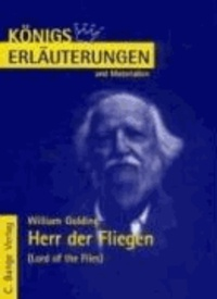William Golding - Herr der Fliegen. Erlà uterungen und Materialien.
