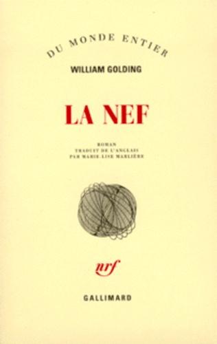 William Golding - La Nef.