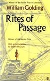 William Golding - Rites of Passage.