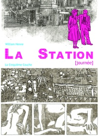 William Henne - La station.
