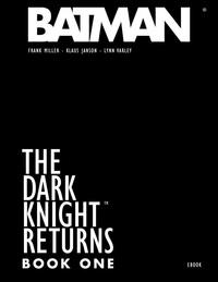 William Henne et Xavier Löwenthal - The Dark Knight returns - Book one.