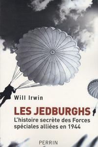 Galabria.be Les Jedburghs - L'histoire secrète des Forces spéciales alliées en 1944 Image