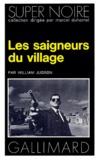 William Judson - Les Saigneurs du village.