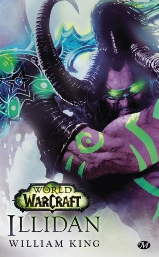 World of Warcraft - Illidan - 9782820526045 - 5,99 €