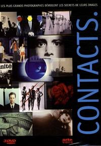 William Klein - Coffret Contacts - 3 DVD vidéo.
