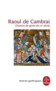 Raoul de Cambrai - Chanson de geste du XIIe siècle.pdf