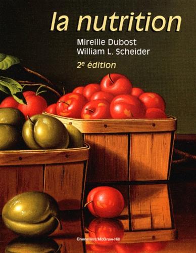 William-L Scheider et Mireille Dubost - .