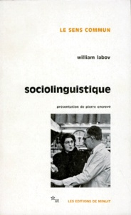 William Labov - Sociolinguistique.