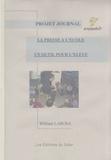 William Larosa - La presse à l'école : un outil pour l'élève - Projet journal.