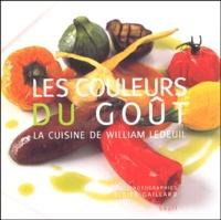 Les couleurs du goût - La cuisine de William Ledeuil.pdf