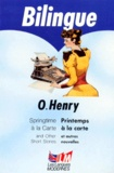 William O'Henry - .