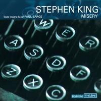 William Olivier Desmond et Stephen King - Misery.