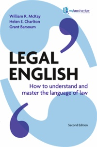 Ucareoutplacement.be Legal English : How to Understand and Master the Language of Law Image
