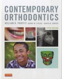 William R. Proffit et Henry W. Fields - Contemporary Orthodontics.