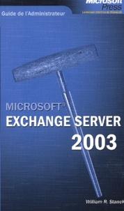 William-R Stanek - Exchange Server 2003.