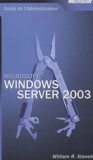 William-R Stanek - Windows Server 2003.