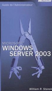 William-R Stanek - Windows Server 2003.