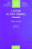 William Roumier - L'avenir du jury criminel.