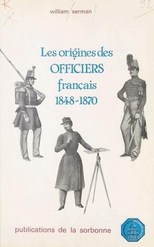 Les origines des officiers français, 1848-1870