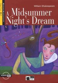 William Shakespeare - A Midsummer Night's Dream - Step Four B2-1. 1 CD audio