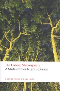 William Shakespeare - A Midsummer's Night Dream.
