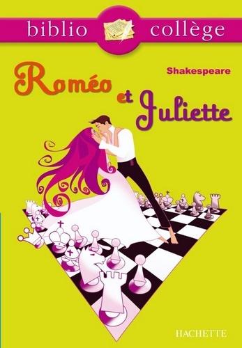 Bibliocollège - Roméo et Juliette - n° 71