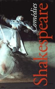 William Shakespeare - Comédies - Coffret 3 volumes.
