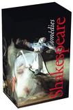 William Shakespeare - Comédies - Coffret 2 volumes : Tomes 2 et 3.