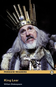 William Shakespeare - King Lear - Book and Audio CD Pack Level 3. 1 CD audio MP3