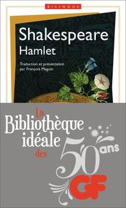 William Shakespeare - La bibliothèque idéale des 50 ans GF Tome 36 : Hamlet.