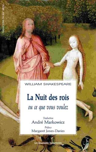William Shakespeare - La Nuit des rois ou ce que vous voulez.