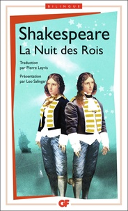 William Shakespeare - La Nuit des rois.