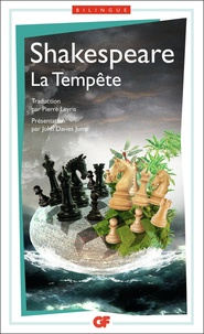 William Shakespeare - La tempête.
