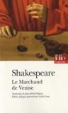 William Shakespeare - Le marchand de Venise.