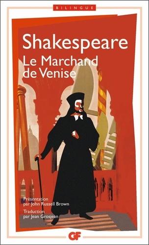 William Shakespeare - Le marchand de Venise - Texte original.