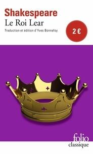 William Shakespeare - Le roi Lear.