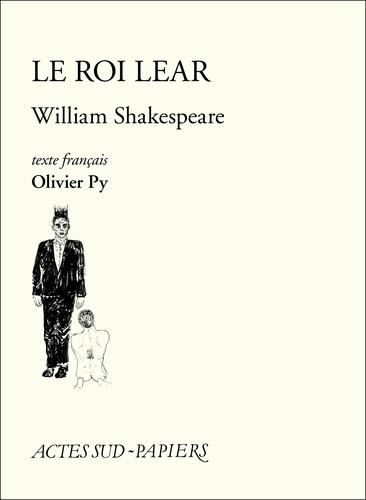 Le Roi Lear - William Shakespeare - Format PDF - 9782330052775 - 9,99 €