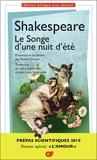 William Shakespeare - Le Songe d'une nuit d'été - Prépas scientifiques.