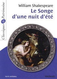 Rapidshare télécharger des livres gratuitement Le songe d'une nuit d'été (Litterature Francaise)